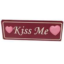Valentine's Wood Mini Sign - 3 Styles