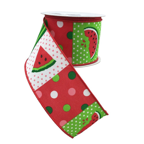 Watermelon Blocks  Ribbon