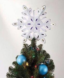 Wondershop LED Twinkling Lit Tree Topper