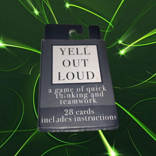 Yell Out Loud Card Game