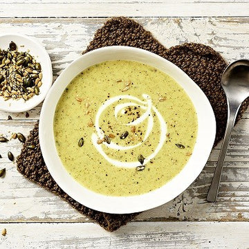 Brokkoli Quinoa Suppe – Superfood zum Aufwärmen