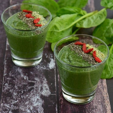 Superfood-Smoothie Rezept