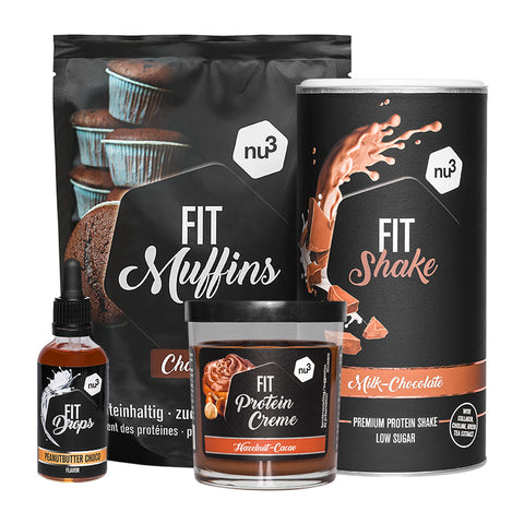 nu3 Fit Chocolate Deluxe Mix
