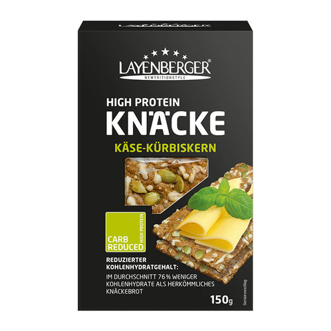 Layenberger LowCarb.one High Protein Knäcke