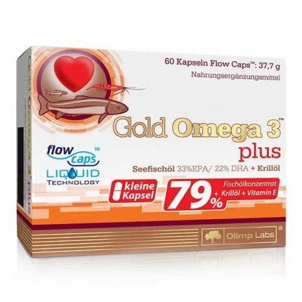 Olimp Labs Gold Omega 3 plus