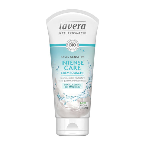 Lavera Basis Sensitiv Intense Care Cremedusche, Calendula-Sojaöl