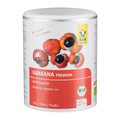 Raab Vitalfood Bio Guarana, Pulver