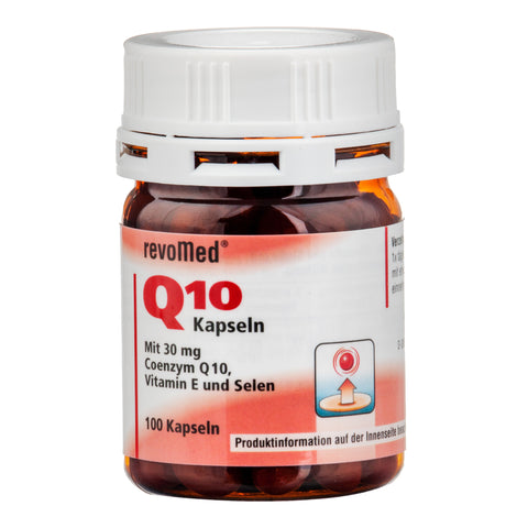 revoMed Coenzym Q10 30 mg