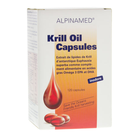 Alpinamed Krill Oil