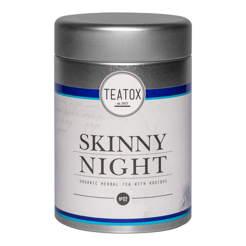 Teatox Bio Skinny Night Kräutertee, lose