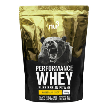 nu3 Performance Whey Protein
