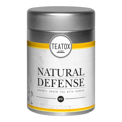 Teatox Bio Natural Defense, lose