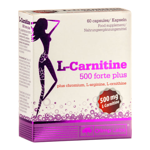 Olimp L-Carnitine 500 Forte Plus