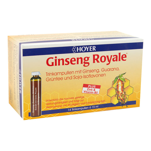 Hoyer Ginseng Royale
