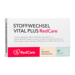 RedCare Stoffwechsel Vital Plus