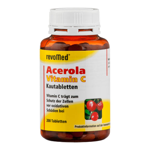 revoMed Acerola Vitamin C