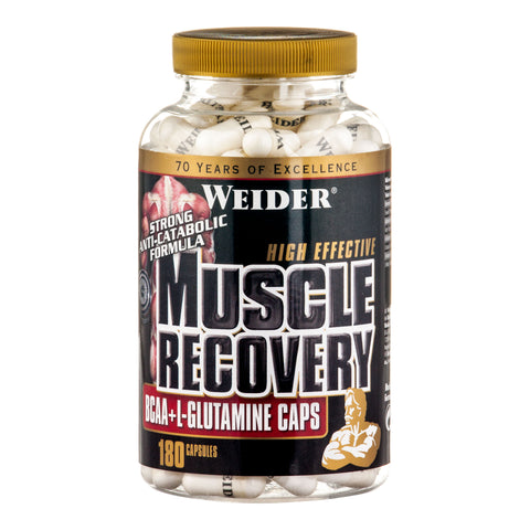 Weider Muscle Recovery BCAA + L-Glutamine