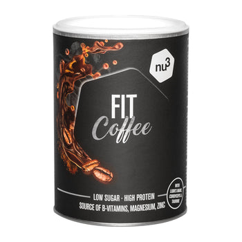 nu3 Fit Protein Coffee