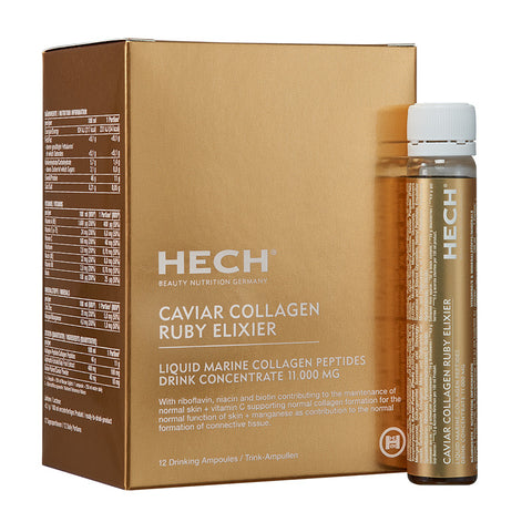 Pure Woman Caviar Collagen Ruby Elixier