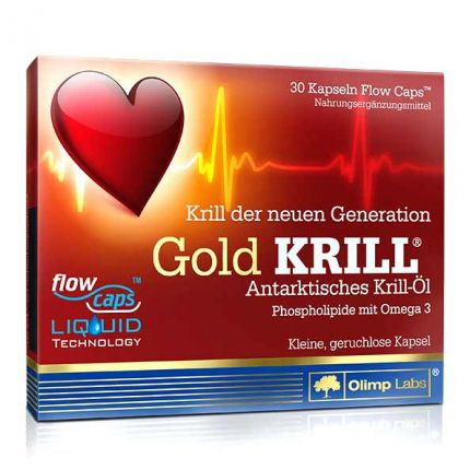 Olimp Labs Gold Krill