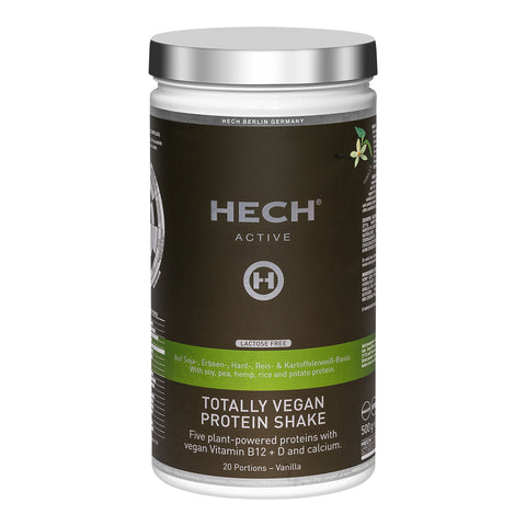 Hech Active Totally Vegan Protein Shake