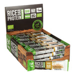 Be Green Bio Rice Protein-Riegel, Erdnuss-Chia