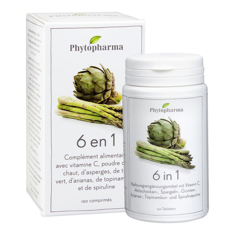 Phytopharma 6 in 1