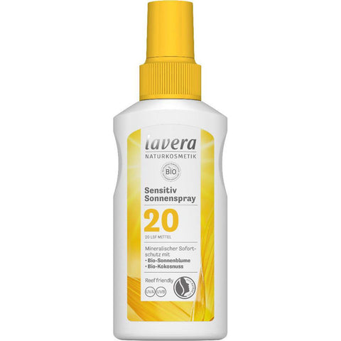 Lavera Sun Sensitiv Sonnen-Spray LSF 20