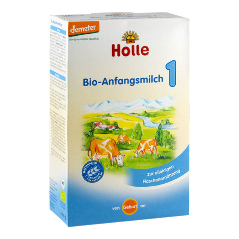 Holle Bio Anfangsmilch 1, Pulver