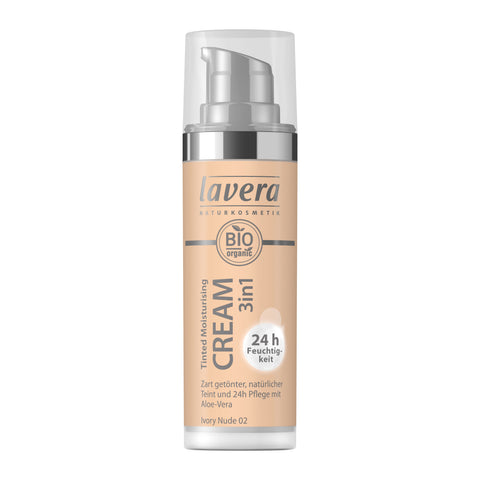 Lavera Tinted Moisturizing Cream 3in1