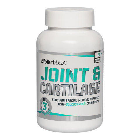 BioTech USA Joint & Cartilage, Gelenk-Tabletten