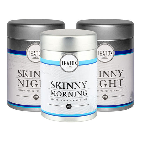 Teatox Bio Night & Day Tee-Set, lose