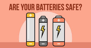 VAPE BATTERY SAFETY TIPS