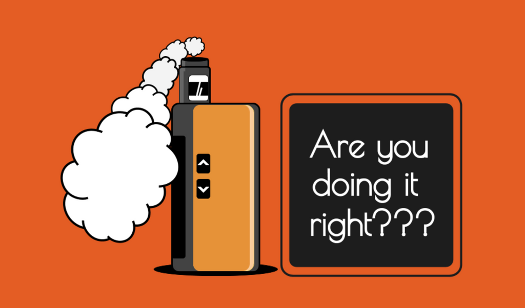Are You Doing It Right? Vape Facts, Vape Etiquettes, and More