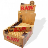 RAW CLASSIC KINGSIZE SLIM BOX 50PCS - UK Vape World