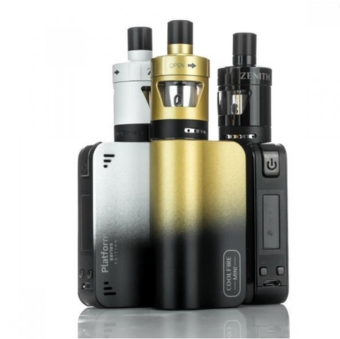 Innokin Cool Fire Mini Zenith D22 Starter Kit - UK VAPE WORLD