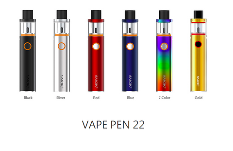 SMOK Vape Pen 22 E-cig Kit All Colours