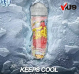 TASTY FRUITY -120 MALAYSIAN SUPERIOR E-JUICE WITH FREE NIQ SHOT - UK VAPE WORLD