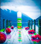 VU9 Fruit pastilles 0mg E-liquid 100ml 70/30 Vg/Pg Vape Juice.