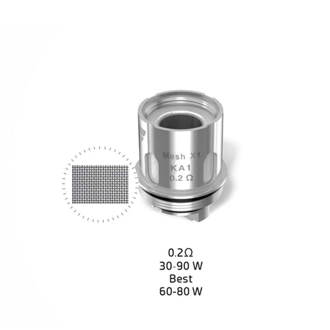 Geekvape Super Mesh Coil 0.2ohm 5pcs for Aegis Legend Kit