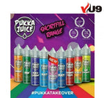 Pukka Juice e Liquid Juice 2x50ml Shortfil 0mg 70/30 VG/PG - UK VAPE WORLD