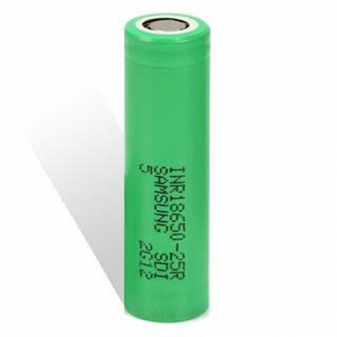 Samsung 18650 Battery INR IMR High Drain 3.7 25R 2500mAh 20A 35A Li Ion - UK VAPE WORLD