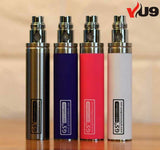 GS eGo II Twist 2200mAh Variable Voltage E-Cigarette Battery - UK VAPE WORLD