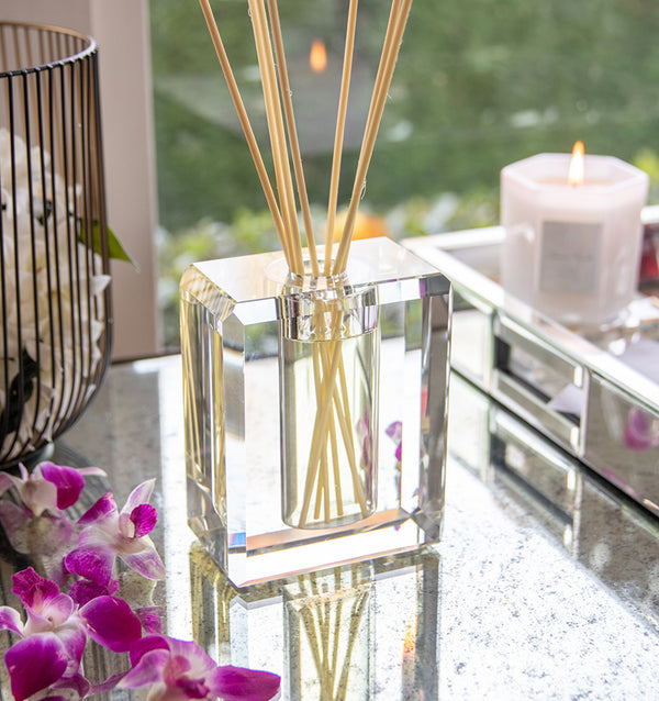Crystal Diffuser by Antica Farmacista - Orange Blossom, Lilac & Jasmine