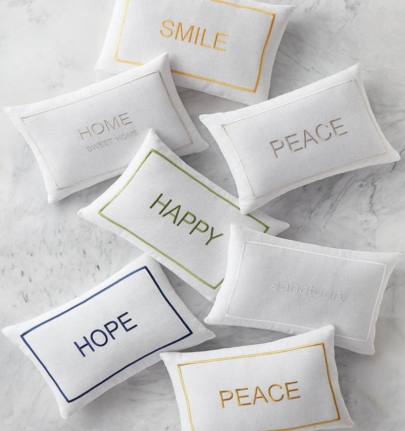 Happy Massima Decorative Pillow