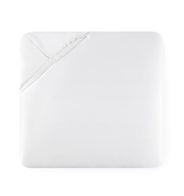 A white K3 for SFERRA fitted sheet against a white background.