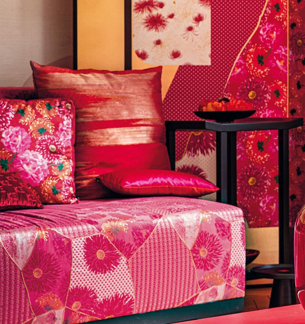 K3 for SFERRA Red and Pink Decor