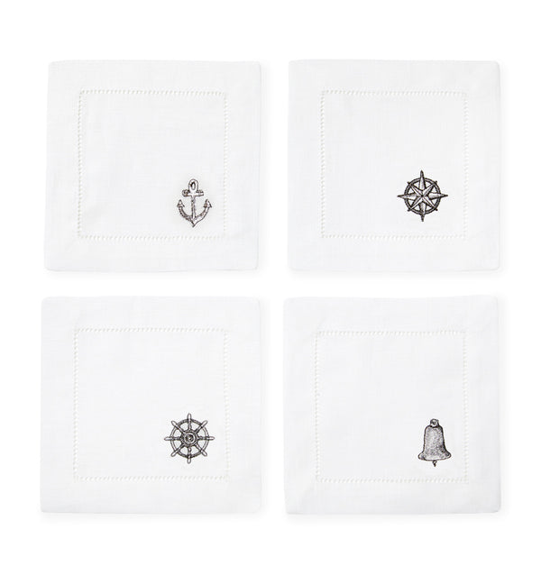Nautico Cocktail Napkins