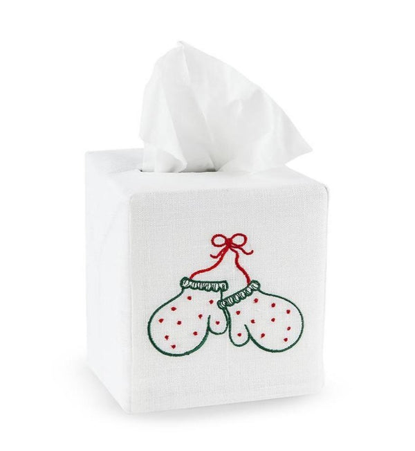 Mittens Tissue Box Cover