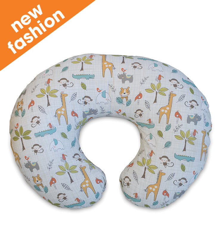 Boppy Slipcover - Jungle Beat